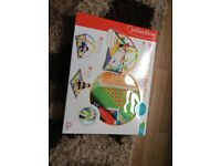 Infantino activity gym and play mat