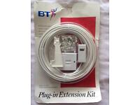 BT plug in extension kit (unopened)