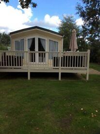 3 Bedroom Static for sale on 5* Far Grange Park near Hornsea