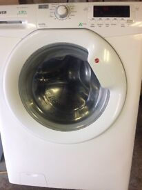 HOOVER ALL IN ONE WASHING MACHINE SUPER FAST 1600 SPIN