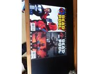 Collectors items Marvel Deadpool issue 54 &55