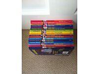 Horrid Henry books x 17