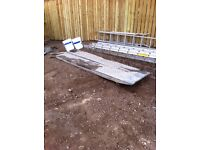 IFOR WILLIAMS RAMPS 8ft LONG
