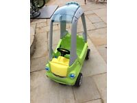 Step2 Easy-turn Coupe car for 2-4 year old child