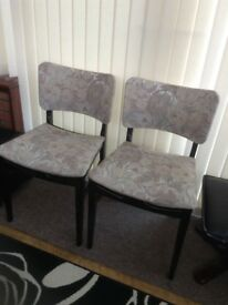Dining/ occasional chairs