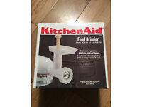 Various KitchenAid Attachments