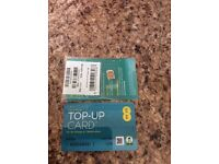 Top up credit10.00