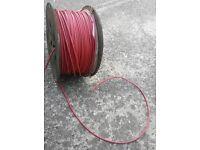 TV / fire Alarm coaxil cable 100 Meter reel