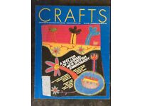 Early Crafts magazines in very good condition