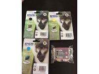 Epson T08954010 Ink Cartridge Multi Pack for S20/ SX100 Series Printer
