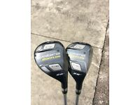 Golf clubs sale