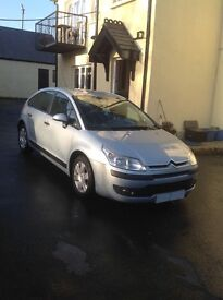 Automatic Citroen C4 in mint condition inside and out,2007 very rare and sought after in Automatic