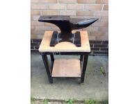 Blacksmiths anvil