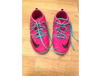 Ladies Nike Free 1.0 Trainers Size 3 Worn Once