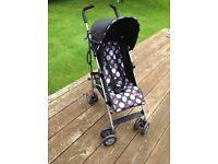 Mothercare Nanu Stroller buggy