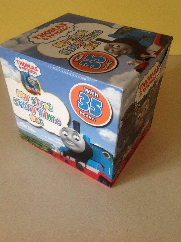 Thomas and Friends first story time set
