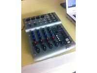 6 channel Peavy Mixer