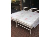 Guest Bed Single bed converting to Double bed