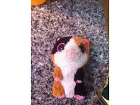 Lost toy TY Guinea pig Nibbles