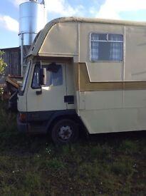 Leyland Daf Horsebox