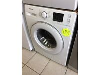 Samsung EcoBubble 7kg 1200spin White Washing Machine with 4 MONTHS WARRANTY