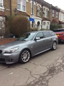 520d BMW Touring M-SPORT AUTOMATIC please read the full advert before contacting me