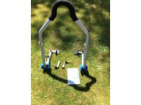 Paddle Stand - ideal for all chain drive bikes that require regular tension adjustments