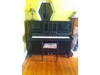 Piano, Hartley upright