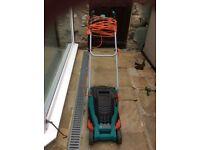 Bosch Rotak 34 Ergoflex Lawnmower