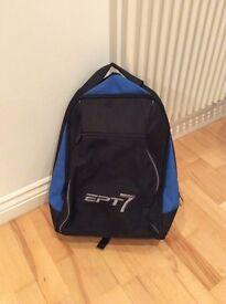 Backpack (Pokerstars, branded EPT7) £15!