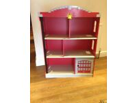Fire Station Book Case