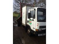 Daf 45 tipper PSV August £2000