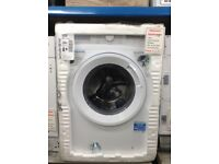 Beko 9kg washing machine. White. £220. New in package / graded. 12 month Gtee