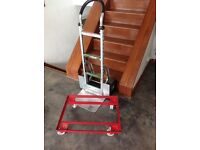 Sack truck and trolley