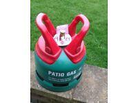 Calor patio gas bottle empty