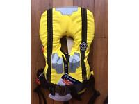Baby/toddler life jacket brand new