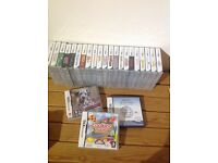 Nintendo ds games various-see list