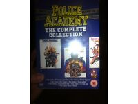 Police academy the complete collection stil wrapped