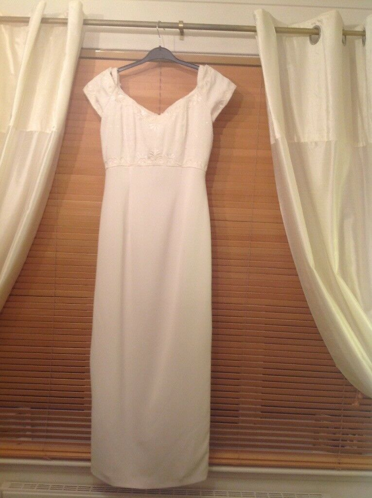 Romantica of Devon Wedding Dress for Sale. Size 12-14.