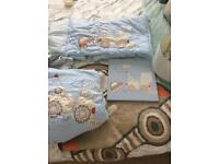 Baby boy bedroom set