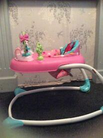 Mini mouse walker