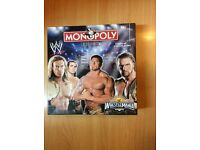 WWE monopoly board game £4 Bargain!