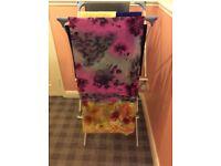 Silk fabrics job lot for sale
