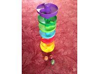 Little Tikes rainbow ball drop