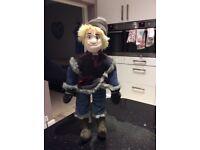 Frozen Kristoff soft doll
