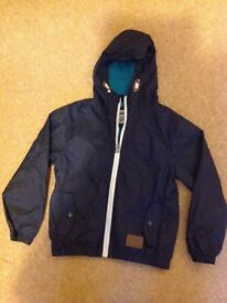 Boys light weight waterproof coat age 7 to 8 years