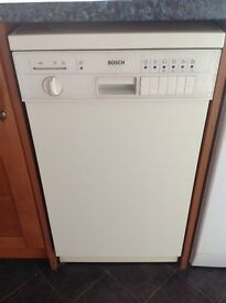 Slimline Bosch Dishwasher