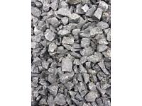 20 mm Nevis grey garden and driveway chips/stones/gravel