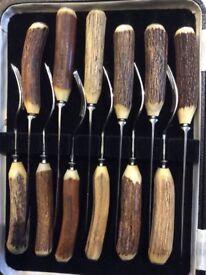 Edwin Blyde vintage cutlery set