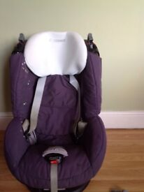 Toby Maxi cosi car seat from 9 months